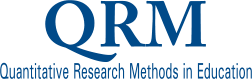 QRM – The Research Network for Quantitative Research Methods in Education